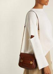 937874ef56d3 Stella McCartney Stella McCartney Stella Popper faux-leather cross ...