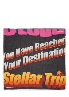 Stella McCartney Stella Trip Scarf