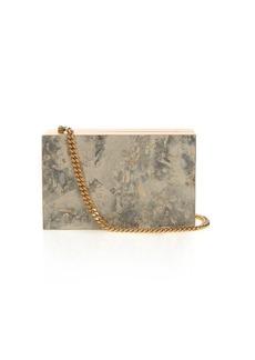 Stella McCartney Stone box classic clutch