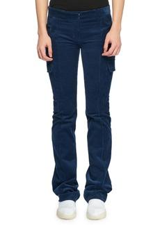 Stella McCartney Straight-Leg Corduroy Pants