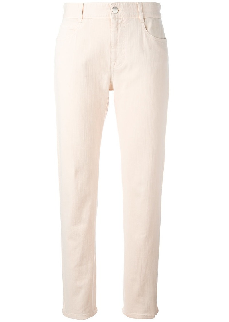 straight trousers - Pink & Purple Stella McCartney 9T4uXyYl