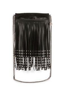 Stella McCartney Studded Fringe Crossbody Bag