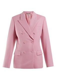 Stella McCartney Tailored wool blazer