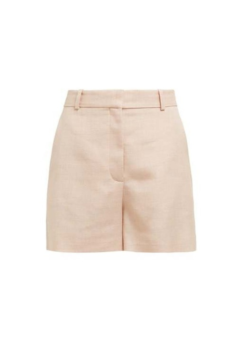 Stella McCartney Tailored twill shorts