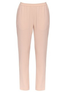 Stella McCartney Tamara straight leg cady trousers