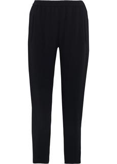 Stella McCartney Tamara stretch-crepe track pants