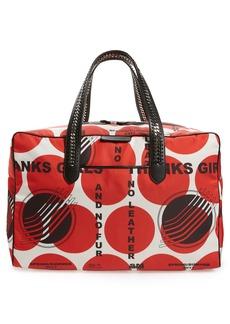 Stella McCartney Thanks Girls Nylon Duffel Bag