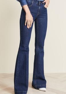 Stella McCartney The 70's Flare Jeans