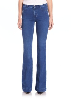 Stella McCartney The 70s Flared Jeans