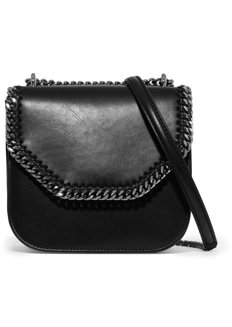 efdd580723 Stella McCartney The Falabella Box mini faux leather shoulder bag