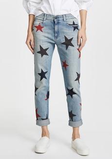 Stella McCartney The Skinny Boyfriend Jeans with Stars