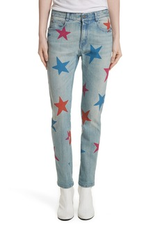 Stella McCartney The Skinny Boyfriend Star Jeans
