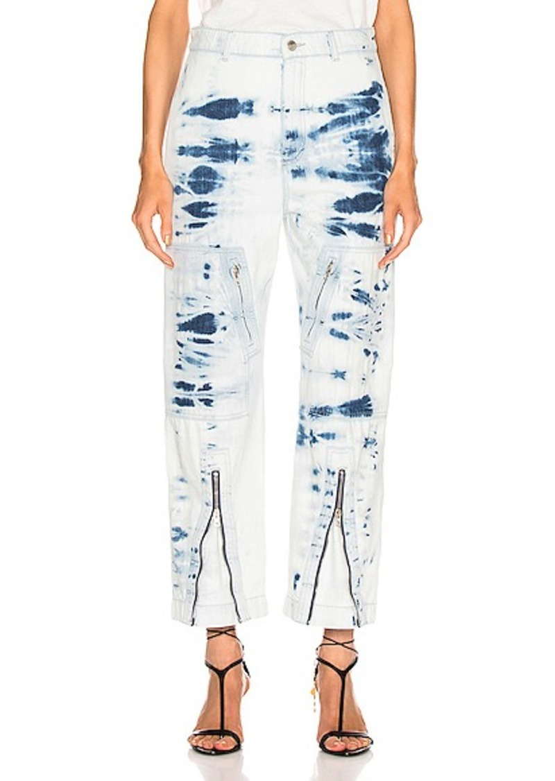 Stella McCartney Tie Dye Jean