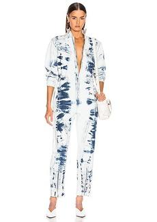 Stella McCartney Tie Dye Jumpsuit