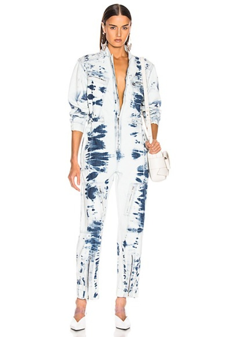 Stella McCartney Tie Dye Jumpsuit