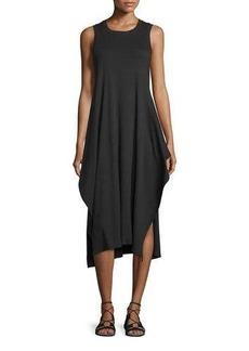 Stella McCartney Timeless Basics Midi Coverup Dress