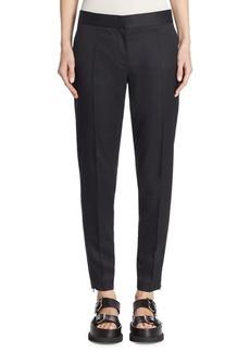Stella McCartney Vivan Wool Ankle Zip Trousers