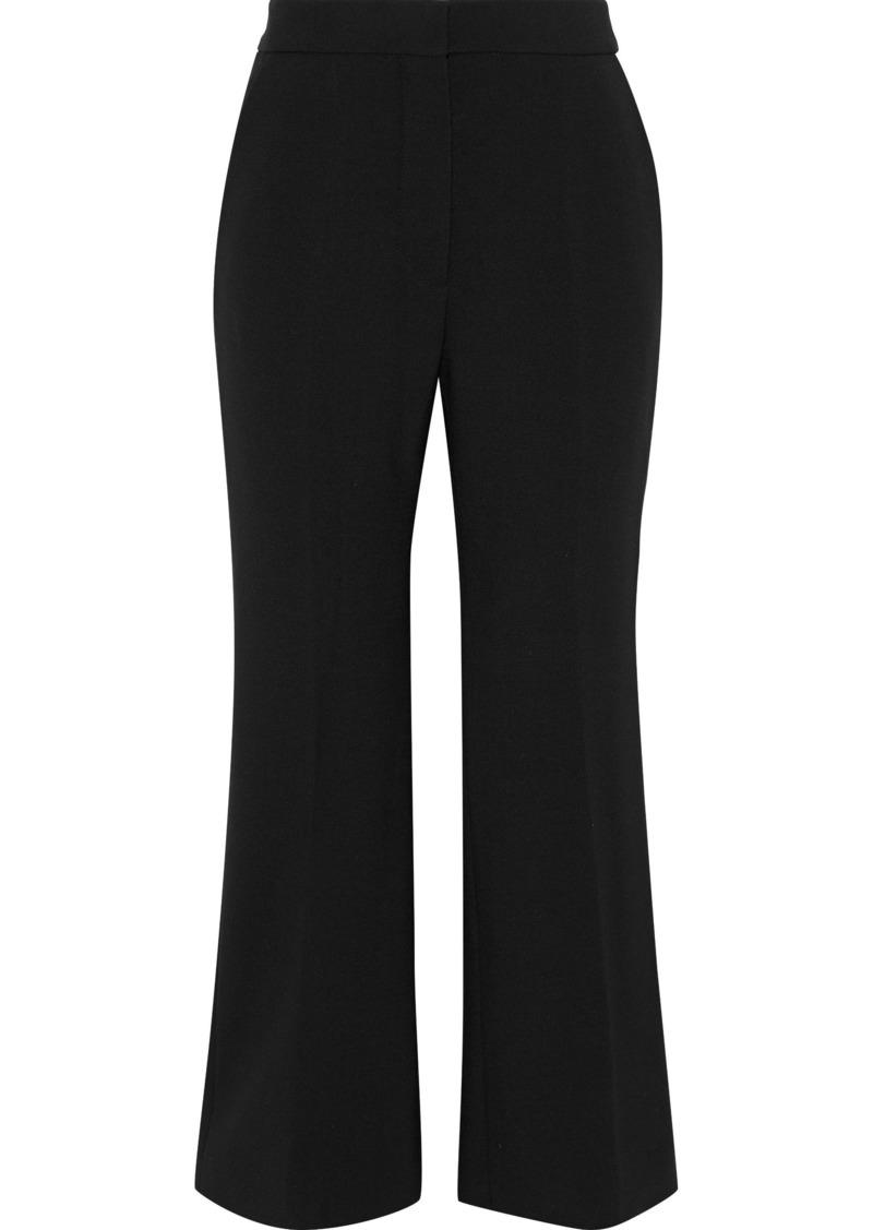 Stella Mccartney Woman Angela Cady Kick-flare Pants Black