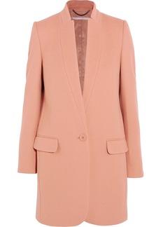 Stella Mccartney Woman Bryce Wool-blend Felt Coat Antique Rose