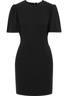 Stella Mccartney Woman Cady Mini Dress Black
