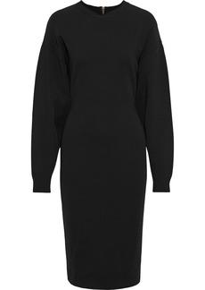 Stella Mccartney Woman Ponte Dress Black