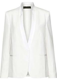 Stella Mccartney Woman Wool Blazer Ivory