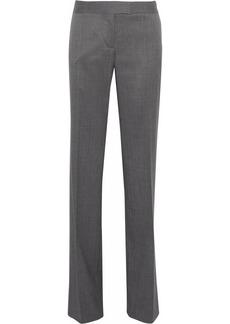 Stella Mccartney Woman Wool Straight-leg Pants Gray