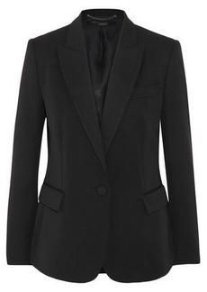 Stella Mccartney Woman Wool-twill Blazer Black
