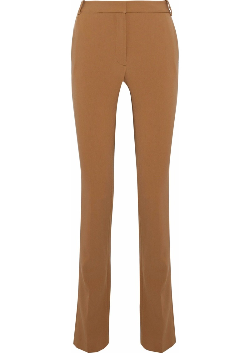 Stella Mccartney Woman Wool-twill Slim-leg Pants Camel