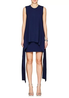 Stella McCartney Women's Cady Asymmetric Minidress