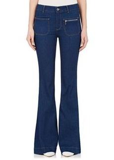 Stella McCartney Women's Flared Jeans