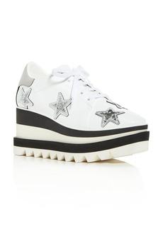 Stella McCartney Women's Platform Wedge Sneakers
