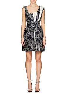Stella McCartney Women's Raina Floral Jacquard Dress