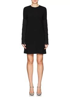 Stella McCartney Women's Ren Fringe-Sleeve Dress