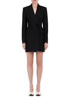 Stella McCartney Women's Wool-Blend Tuxedo-Style Dress