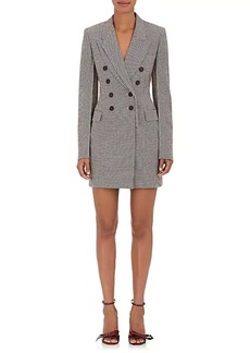 Stella McCartney Women's Wool Double-Breasted Blazer Dress