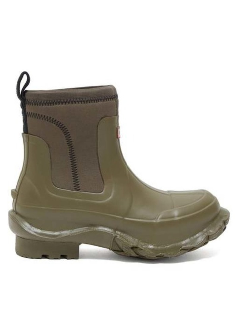 Stella McCartney X Hunter rubber rain boots