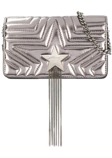 Stella McCartney Stella Star fringed bag