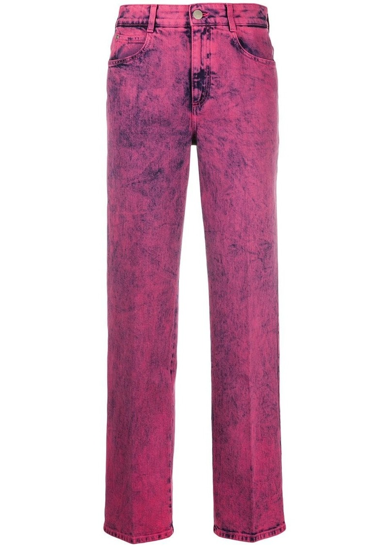 Stella McCartney straight-leg jeans