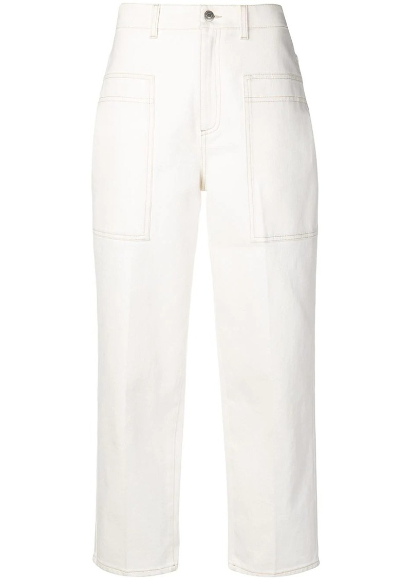 Stella McCartney Straight leg jeans