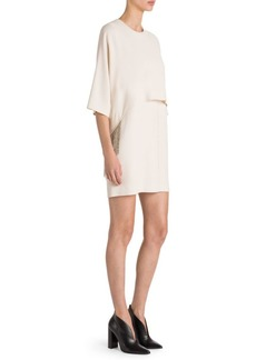 Stella McCartney Stretch Cady Bogart Shift Dress