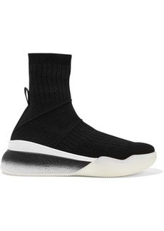 Stella McCartney Stretch-knit Sneakers