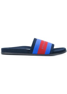 Stella McCartney striped slides
