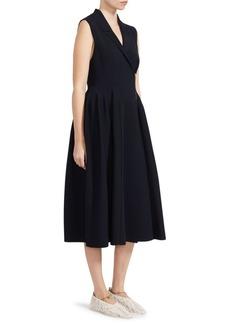 Stella McCartney Strong Shapes Sleeveless Dress
