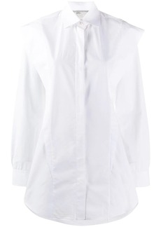Stella McCartney structured shoulder shirt