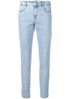 Stella McCartney studded slim fit jeans