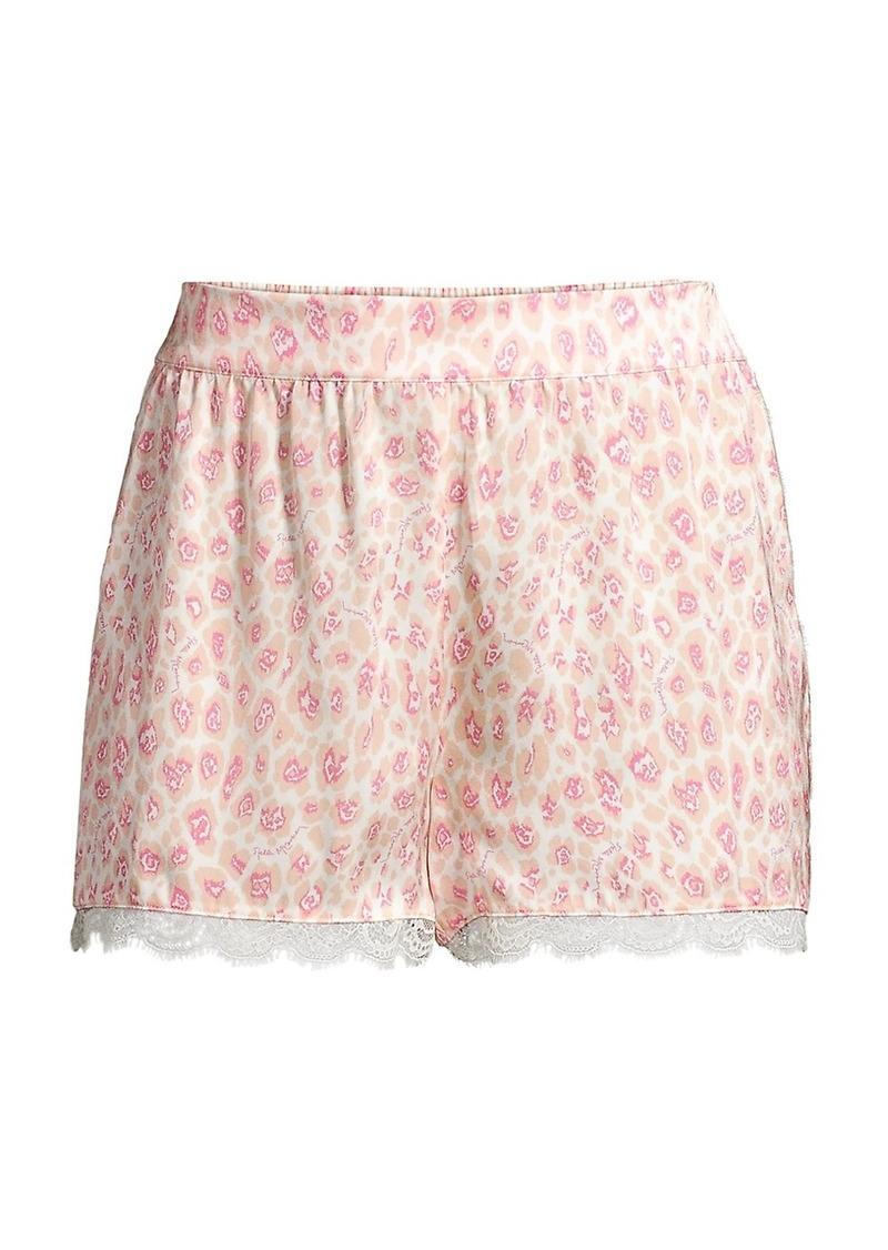 Stella McCartney Tana Snooping Shorts