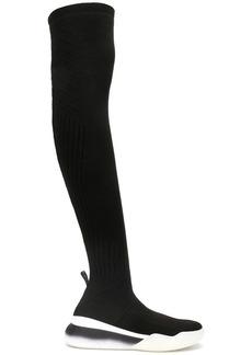 Stella McCartney thigh-high sock sneakers