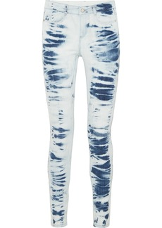 Stella McCartney Tie-dyed Mid-rise Skinny Jeans