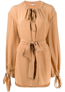 Stella McCartney tie neck blouse